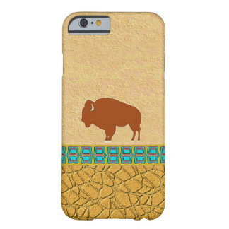 Coque Barely There iPhone 6 Bison américain