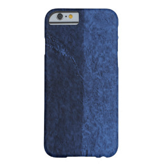 Coque Barely There iPhone 6 bleu