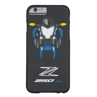 Coque Barely There iPhone 6 Bleu de l'enveloppe Z250SL