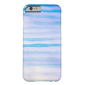 Coque Barely There iPhone 6 Bleu frais