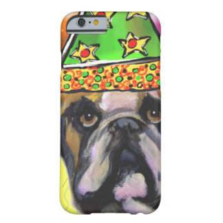 COQUE BARELY THERE iPhone 6 BOULEDOGUE