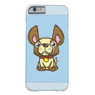 Coque Barely There iPhone 6 Bouledogue français