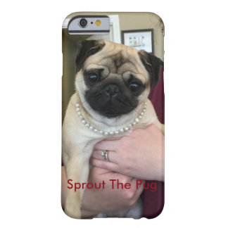 Coque Barely There iPhone 6 Carlin en perles