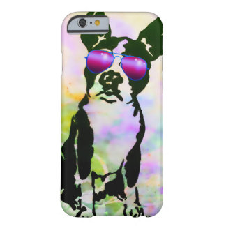 Coque Barely There iPhone 6 Cas de Boston Terrier