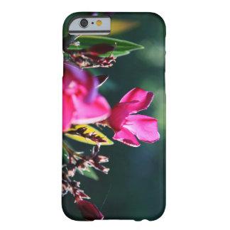 Coque Barely There iPhone 6 Cas de l'iPhone 6/6S de fleur