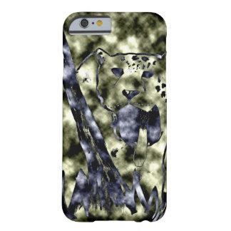 Coque Barely There iPhone 6 Cas de l'iPhone 6/6s de léopard