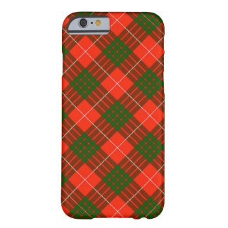 Coque Barely There iPhone 6 Cas de l'iPhone 6/6s de tartan de Crawford à peine