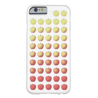Coque Barely There iPhone 6 Cas de maturation de l'iPhone 6/6s de pommes