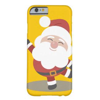 Coque Barely There iPhone 6 Cas de Noël iphone6 de Père Noël