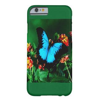 Coque Barely There iPhone 6 Cas de papillon d'Iphone à peine là