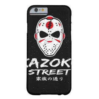 Coque Barely There iPhone 6 Cas de téléphone de conception de rue de Kazoku