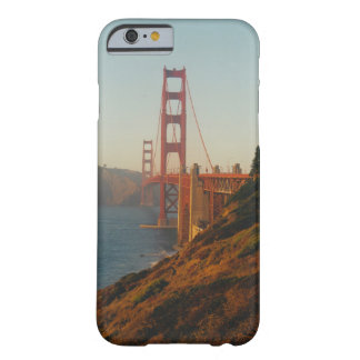 Coque Barely There iPhone 6 Cas de téléphone de golden gate bridge