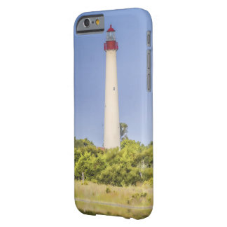 Coque Barely There iPhone 6 Cas de téléphone de phare de Cape May