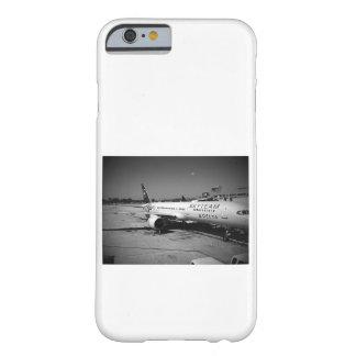 Coque Barely There iPhone 6 Cas de téléphone de Skyteam 757 de delta