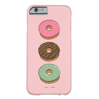 Coque Barely There iPhone 6 Cas de téléphone de trois butées toriques