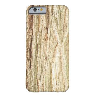 Coque Barely There iPhone 6 Cas de téléphone d'écorce d'arbre