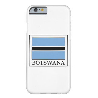Coque Barely There iPhone 6 Cas de téléphone du Botswana