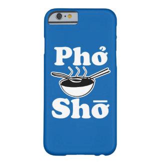 Coque Barely There iPhone 6 Cas drôle de téléphone de Pho Sho