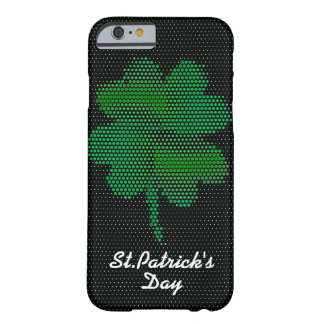 Coque Barely There iPhone 6 Cas du jour de St Patrick