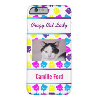 Coque Barely There iPhone 6 Cas fou customisé de Madame Apple Iphone 6/6s de