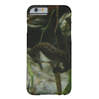 Coque Barely There iPhone 6 Cas Pacifique de téléphone d'hippocampe