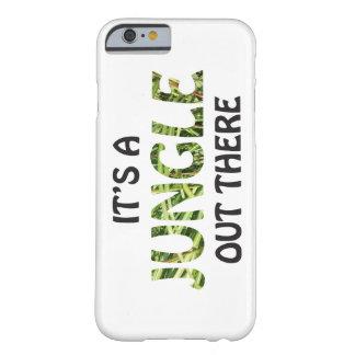 Coque Barely There iPhone 6 C'est UNE JUNGLE LÀ