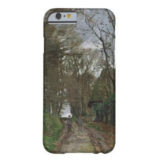 Coque Barely There iPhone 6 Chemin de Claude Monet | en Normandie
