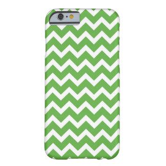 Coque Barely There iPhone 6 Chevron vert