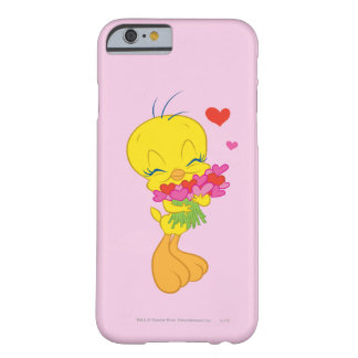 Coque Barely There iPhone 6 Coeurs de Tweety