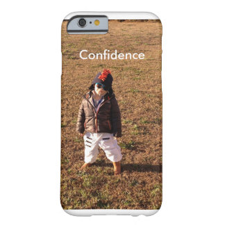 Coque Barely There iPhone 6 Confiance