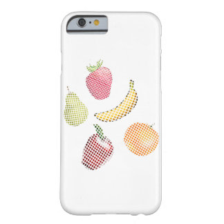 Coque Barely There iPhone 6 Corbeille de fruits