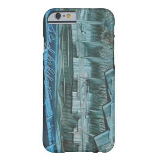 Coque Barely There iPhone 6 Couche masculin cellulaire, photos, peintures,