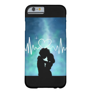 Coque Barely There iPhone 6 Couche pour cellulaire Couple