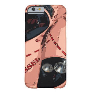 COQUE BARELY THERE iPhone 6 COUREUR DE RÉSISTANCE - ROSE