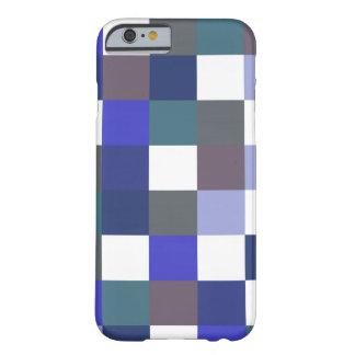 Coque Barely There iPhone 6 Dans les bleus