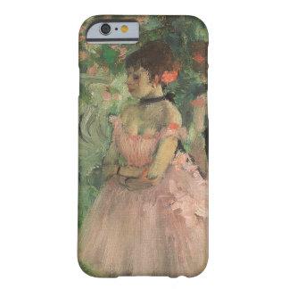 Coque Barely There iPhone 6 Danseurs d'Edgar Degas | à l'arrière plan,