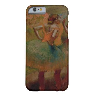 Coque Barely There iPhone 6 Danseurs d'Edgar Degas | utilisant des jupes de