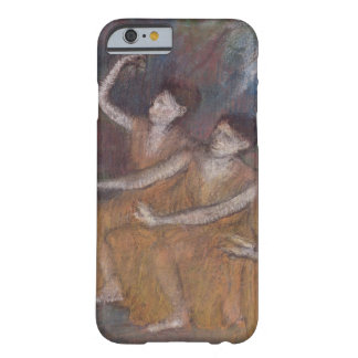 Coque Barely There iPhone 6 Danseuses d'Edgar Degas | Trois