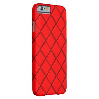 Coque Barely There iPhone 6 Diamant rouge