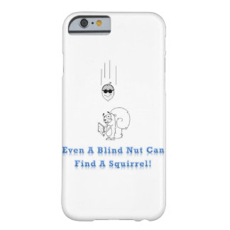 Coque Barely There iPhone 6 Écrou aveugle