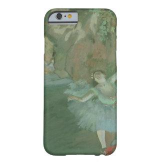 Coque Barely There iPhone 6 Edgar Degas | l'arc de l'étoile, c.1880
