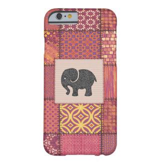 Coque Barely There iPhone 6 Éléphant mignon girly adorable gai