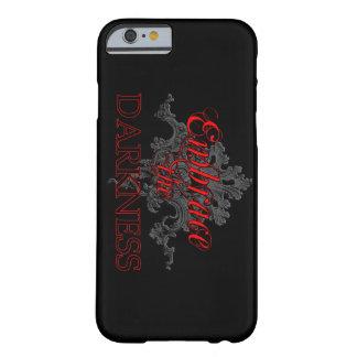 Coque Barely There iPhone 6 Embrassez le cas de l'iPhone 6 d'obscurité