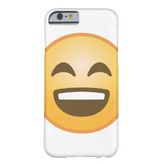 Coque Barely There iPhone 6 Emoji de sourire