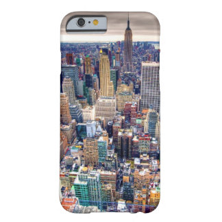 Coque Barely There iPhone 6 Empire State Building et Midtown Manhattan
