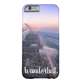 Coque Barely There iPhone 6 Envie de voyager, voyage - cas de téléphone -
