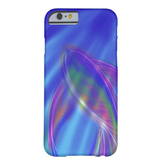 Coque Barely There iPhone 6 Espèce marine de couleurs