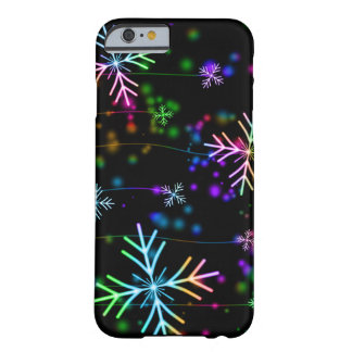 Coque Barely There iPhone 6 Étoile de neige