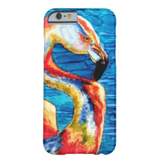 Coque Barely There iPhone 6 Flamant Fone