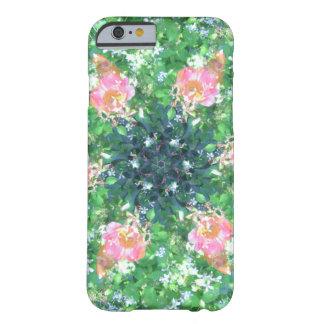 Coque Barely There iPhone 6 Fleur Starburst de ressort